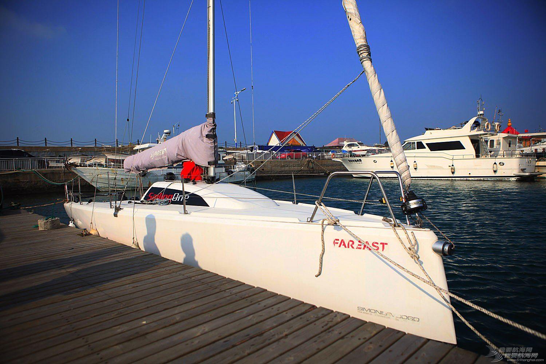 帆船 3000元6天全方位纯海上实操帆船培训课[威海]