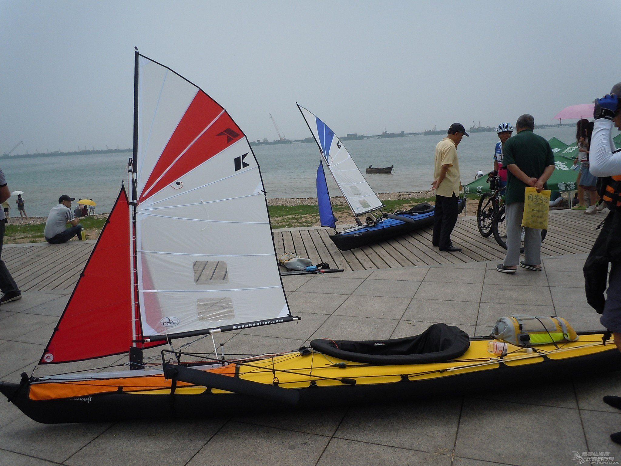 皮划艇 单人皮划艇能自己加上小帆么?