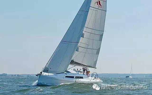德国,帆船,汉斯 德国汉斯帆船H315