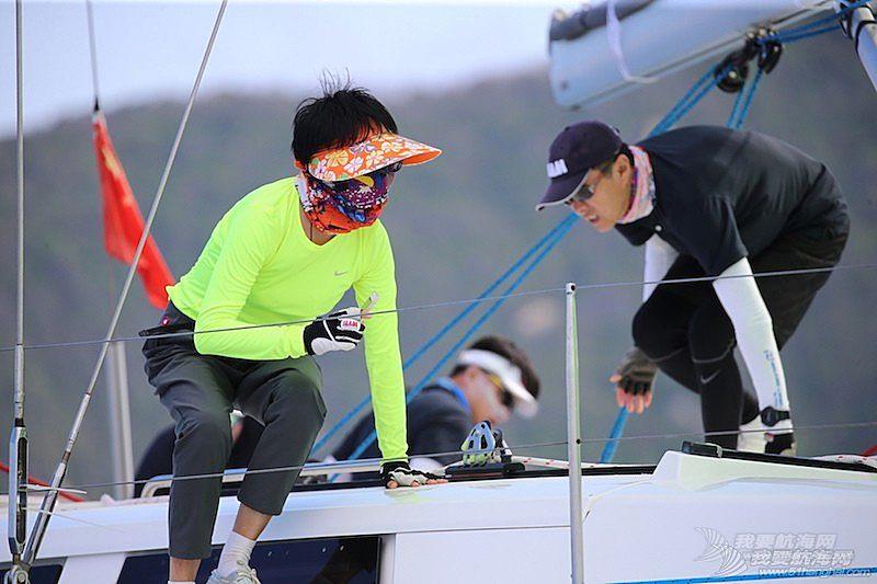 图片集 2017第五届司南杯大帆船赛图片集锦二