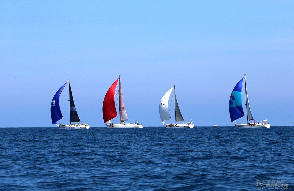 2017第五届司南杯大帆船赛之帆