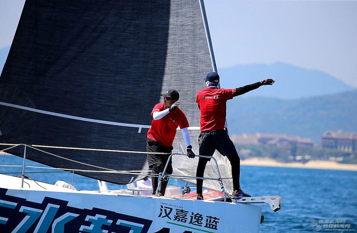图片集 2017第五届司南杯大帆船赛图片集锦三