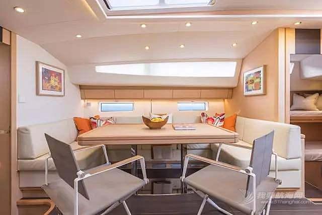 日光浴,稳定性,爱好者,安全性,经典的 Jeanneau 64 超级帆船—经典与现代的完美结合
