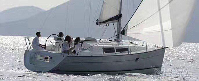 个人出售二手法国亚诺32尺帆船