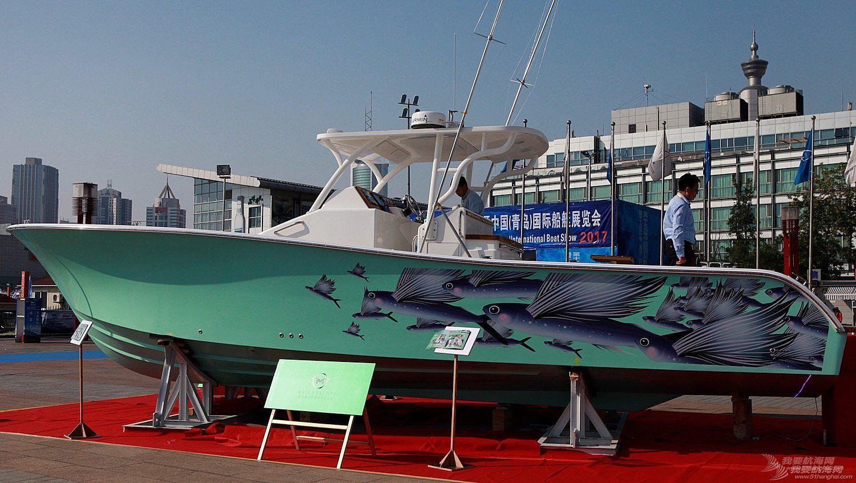 展览会,中国,青岛,国际 2017中国(青岛)国际船艇展览会全情回顾!
