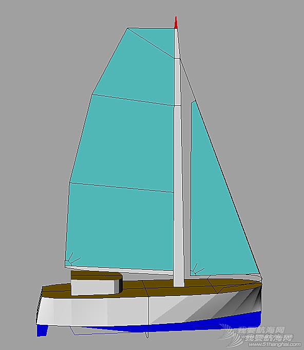 现代小型帆船和帆装的种类2018.03.02更新