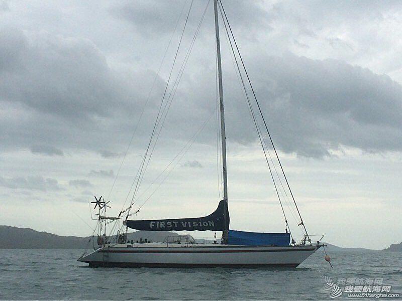 卖爱船,芬兰皇家船厂生产49英尺蓝水帆船