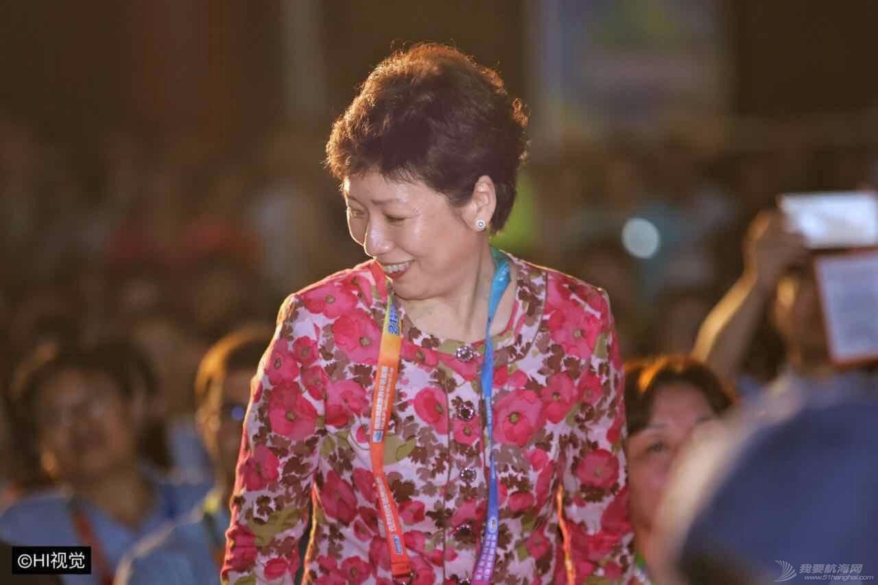 2017第九届青岛国际帆船周•青岛国际海洋节盛大开幕