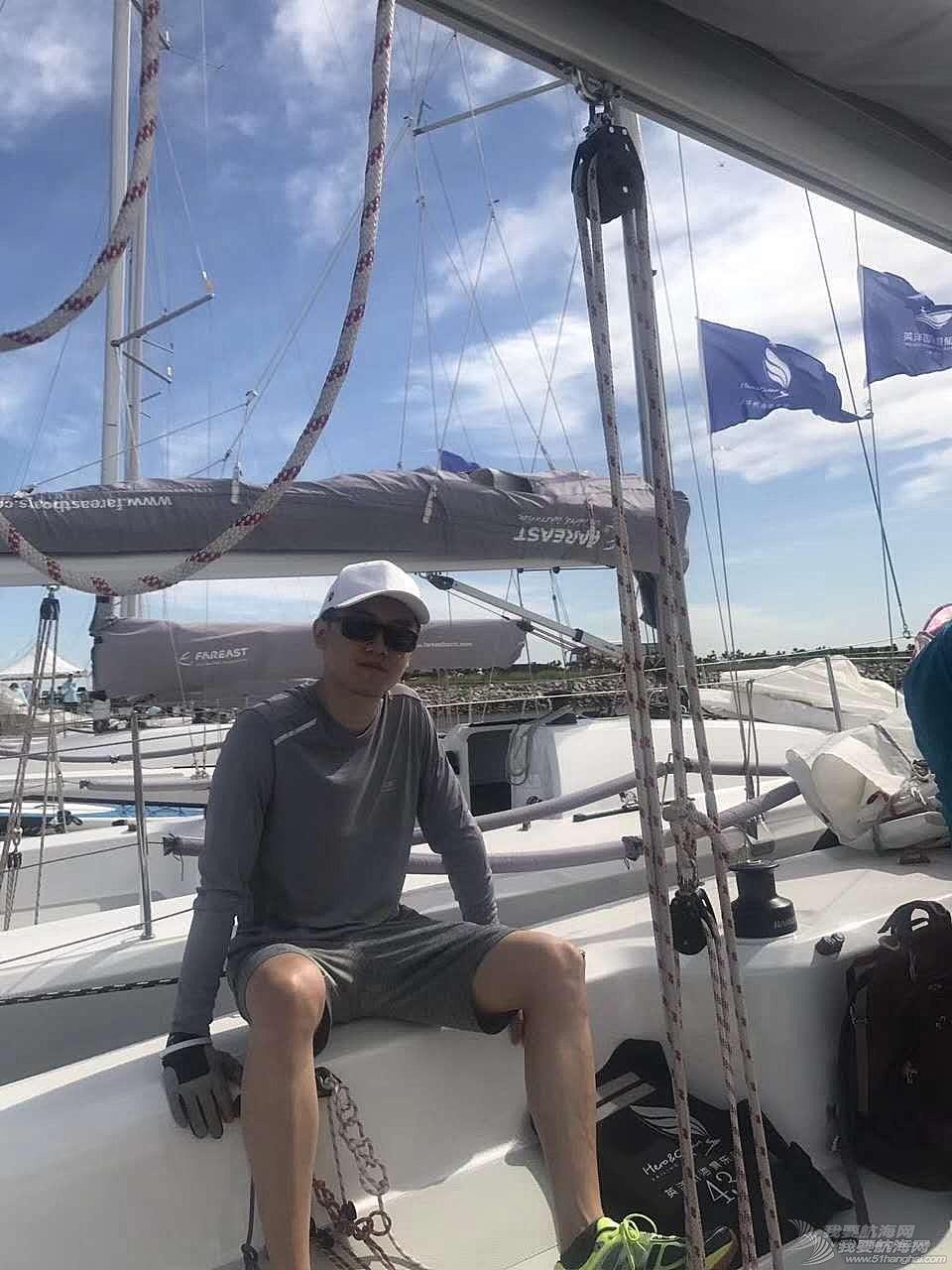 """我要去航海参加2017秦皇岛夏季帆船系列邀请赛之""""葡萄岛杯""""汇总贴"""