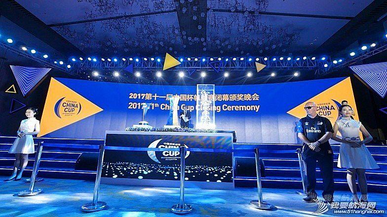 2017年第十一届中国杯帆船赛全情回顾!