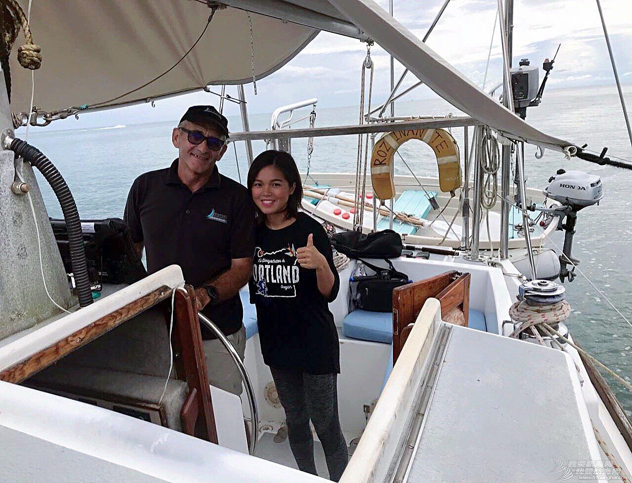 当我拥有了人生的第一艘帆船——写给每一位航海网的帆友