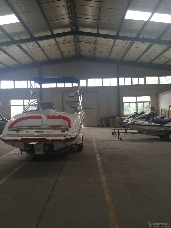 转让99成新三江小型游艇