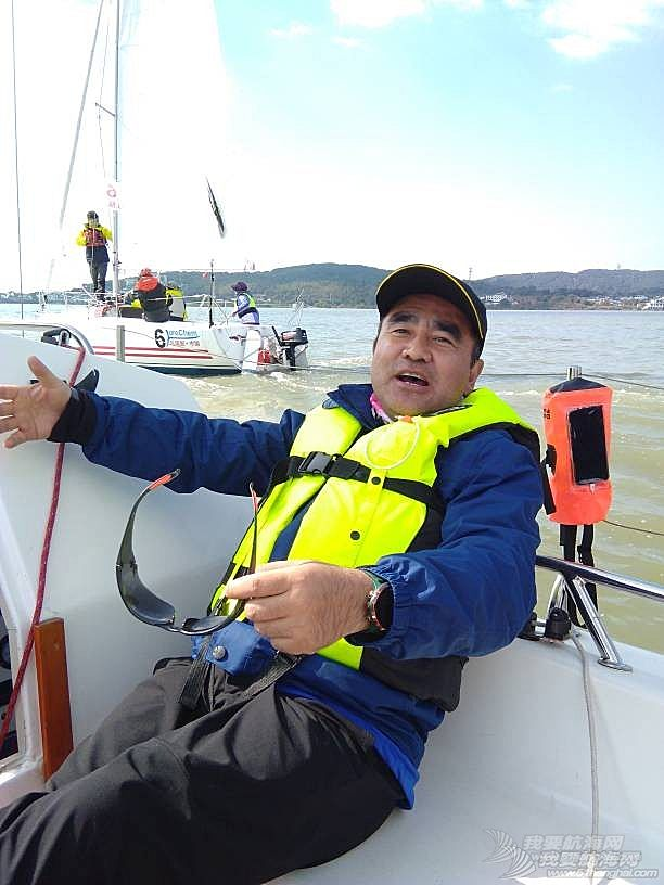 2017环太湖帆船拉力赛参赛体会