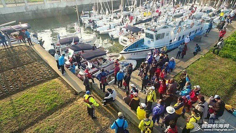 一船女人环太湖——环太湖帆船赛