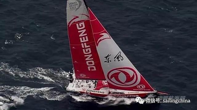 沃尔沃帆船赛第四赛段昨日正式起航 目的地中国香港