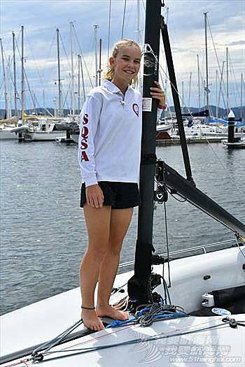 SB20十三岁的女船长