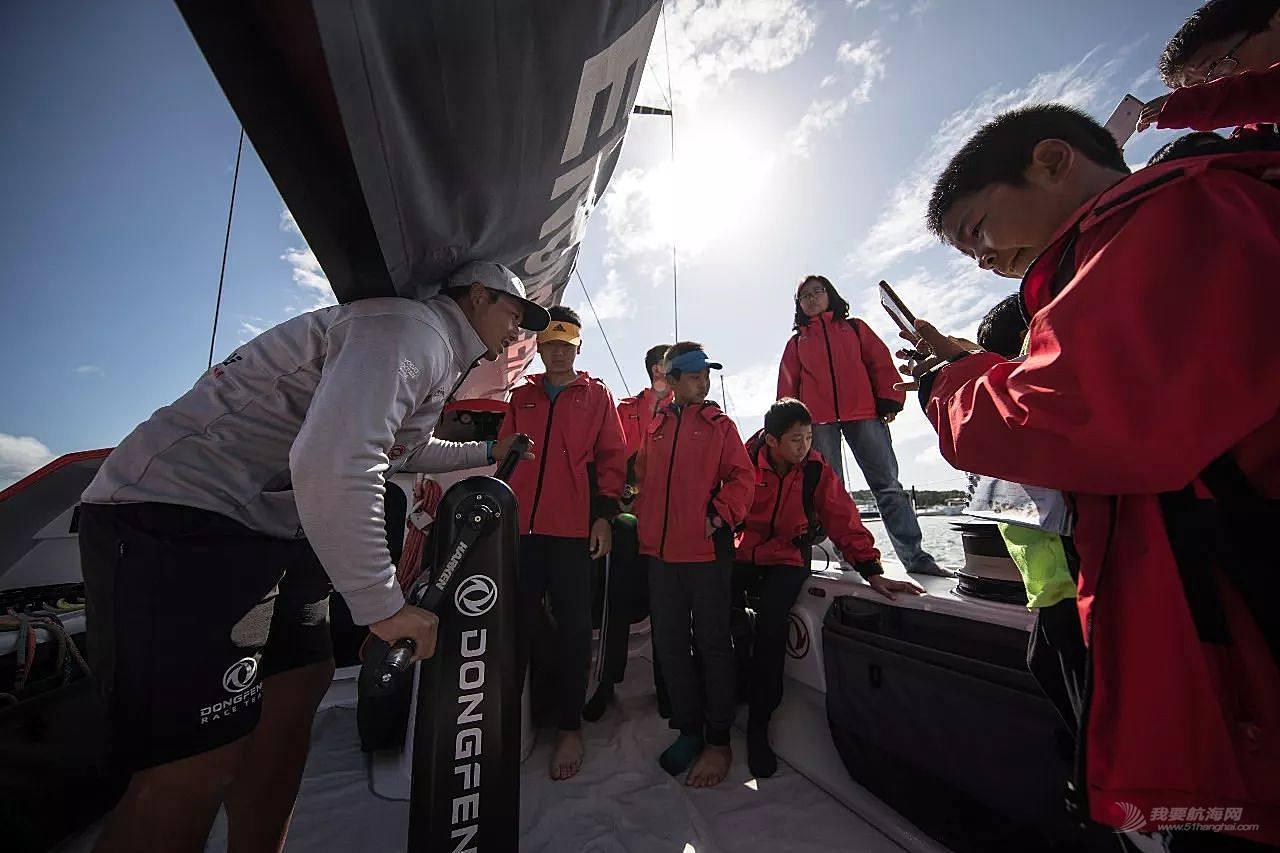 【招募中】带你去现场看一场沃尔沃环球帆船赛!!![香港]