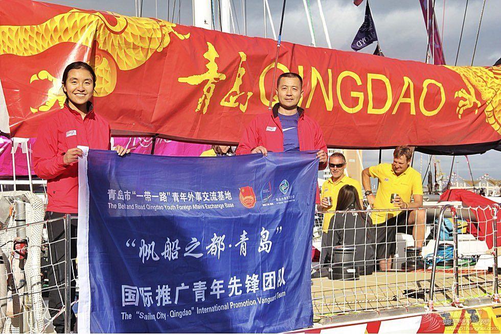 国际赛事提升帆都西海岸知名度  克利伯环球帆船赛三月停靠青岛站