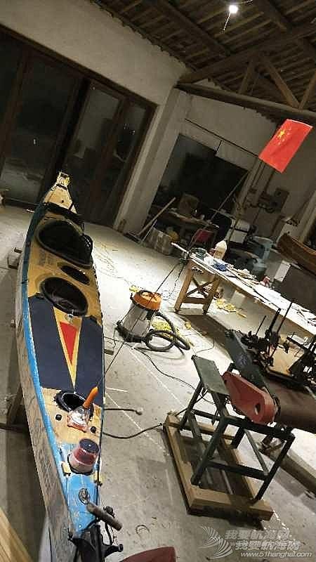 @庹二(漂流老司机)皮划艇中国大陆海岸行A段(丹东鸭绿江到南通长江口)
