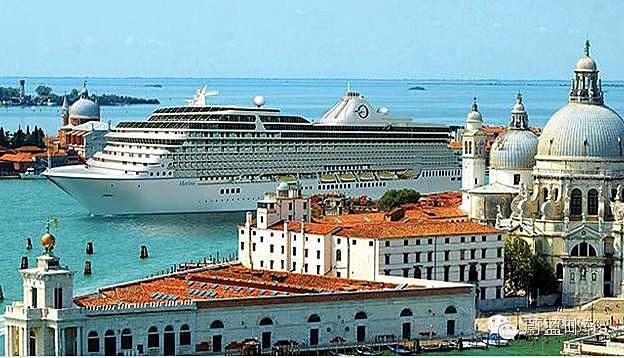 大洋蔚蓝海岸号Oceania Riviera