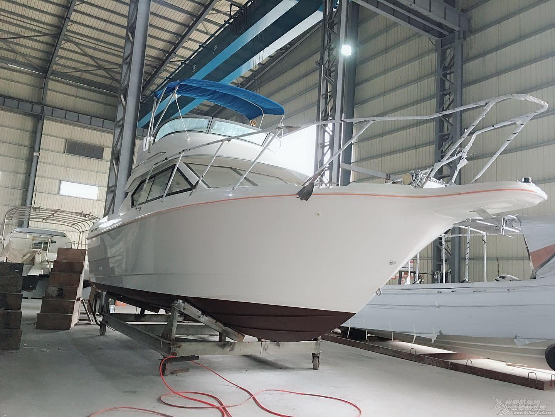 8.6米豪华游艇