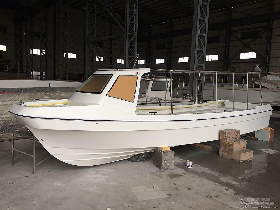 33英尺 单体潜水员交通艇Tourist Boat