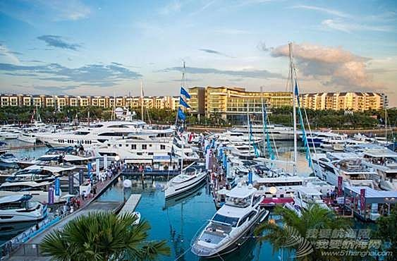 第八届新加坡游艇展即将盛大开幕!
