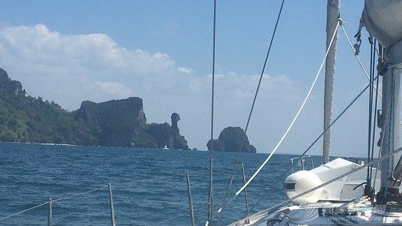 甲米周边海岛航海体验项目报名了
