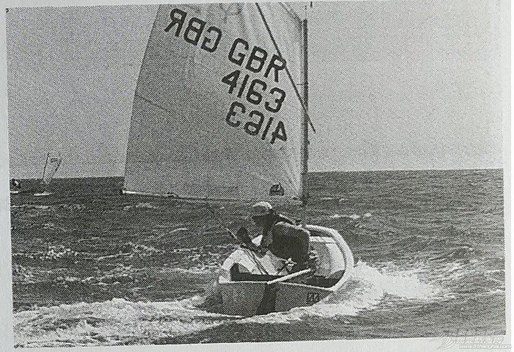 OP竞赛,操控,双迎风转向 《乐观级帆船竞赛手册》---第二部分---5 基本船只操控