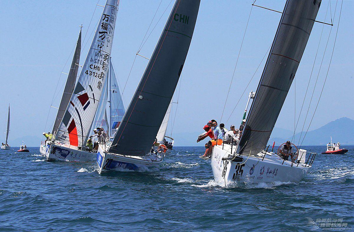 碧桂园杯2018第九届环海南岛国际大帆船赛25日扬帆启航
