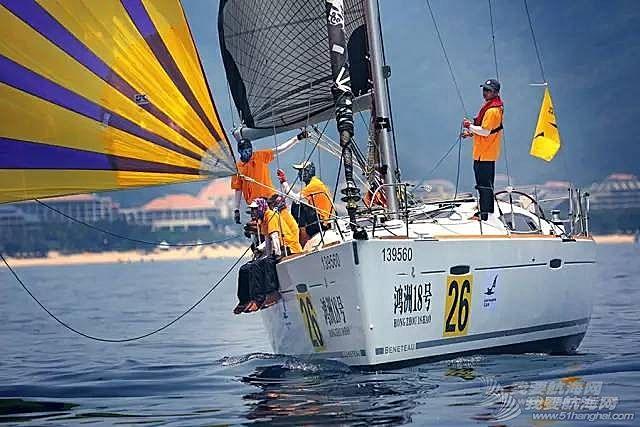 2018司南杯落户三亚鸿洲国际游艇会
