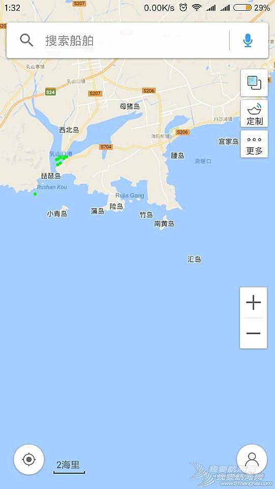 吴亮的船只没装AIS吗?