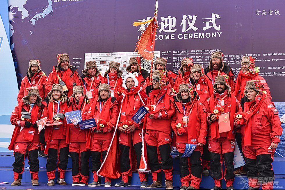 中国味克利伯—-2017-18克利伯环球帆船赛青岛站 群英谱