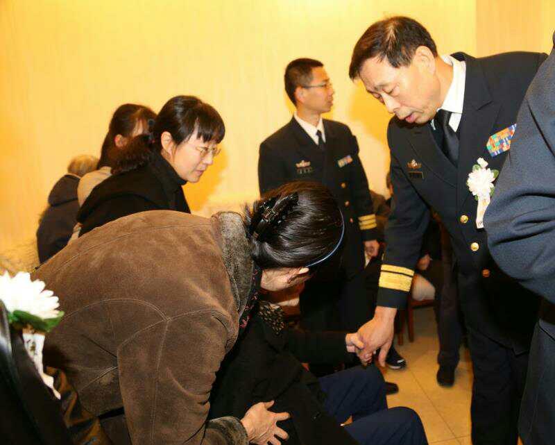沉痛悼念郑明将军