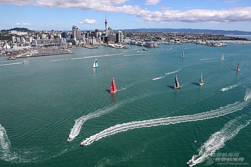 2018 沃尔沃帆船赛奥克兰港内赛 最新赛事视频