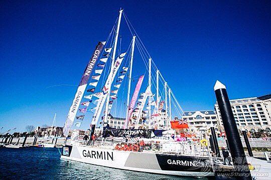 2017-18克利伯环球帆船赛青岛站船长见面会举行 前四名船队船长分享海洋竞赛心路历程