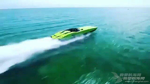 海上超跑快艇