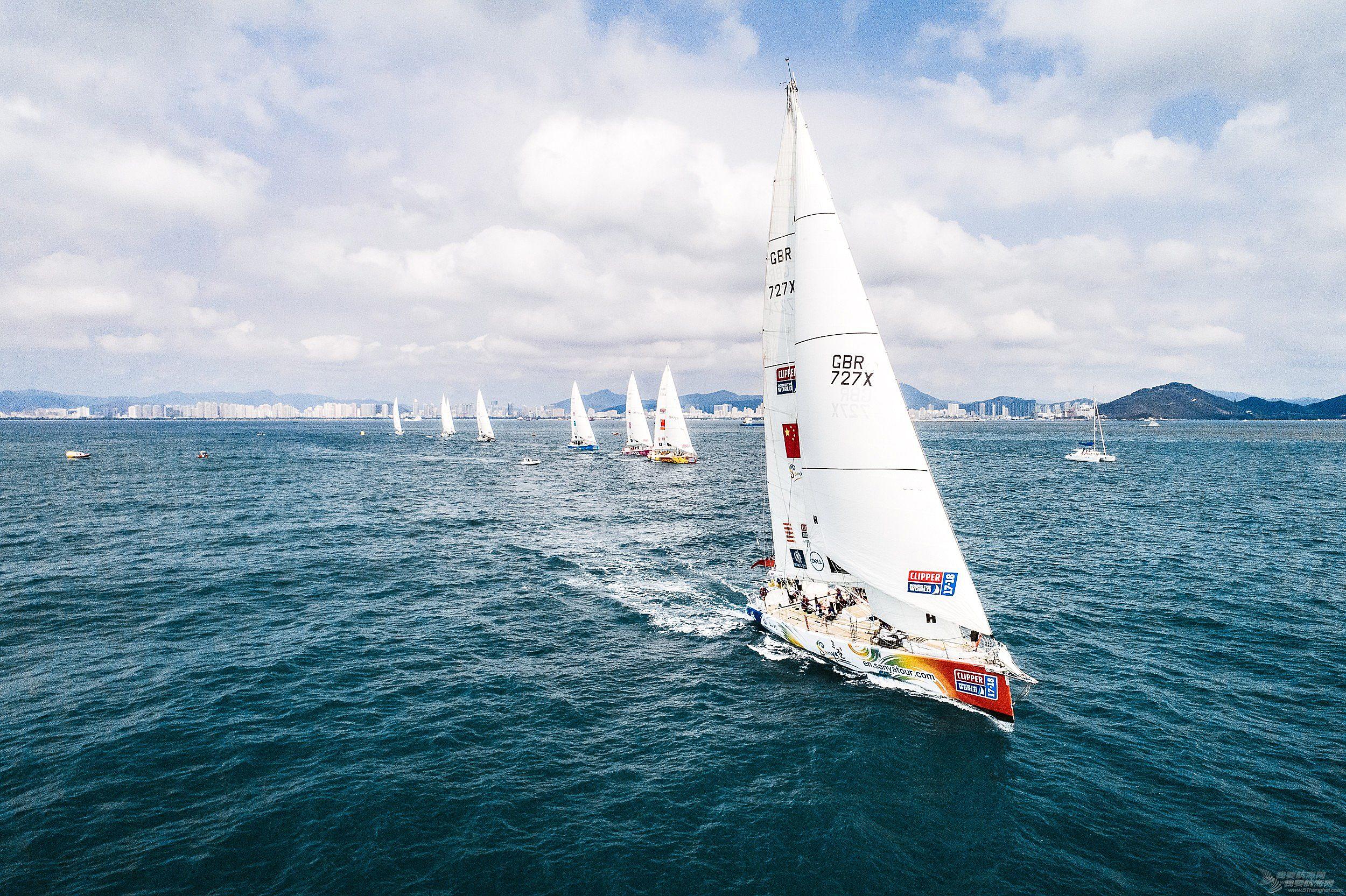 中英帆船深化合作 中国帆船运动未来可期