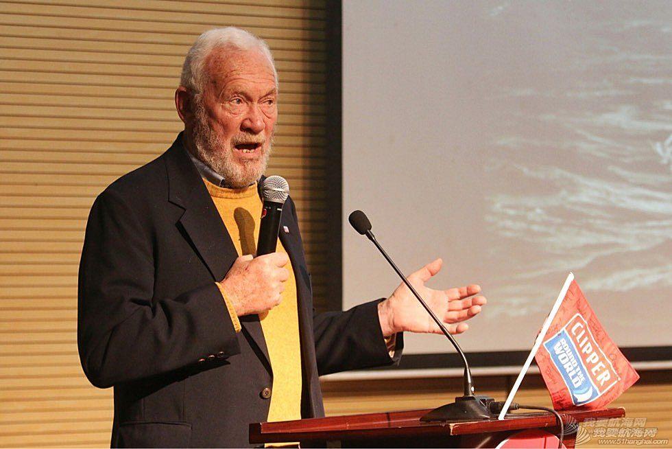 走近罗宾爵士的航海生涯 ——航海运动与航海精神分享会