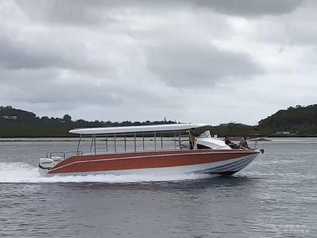 40英尺 (12米)潜水交通船
