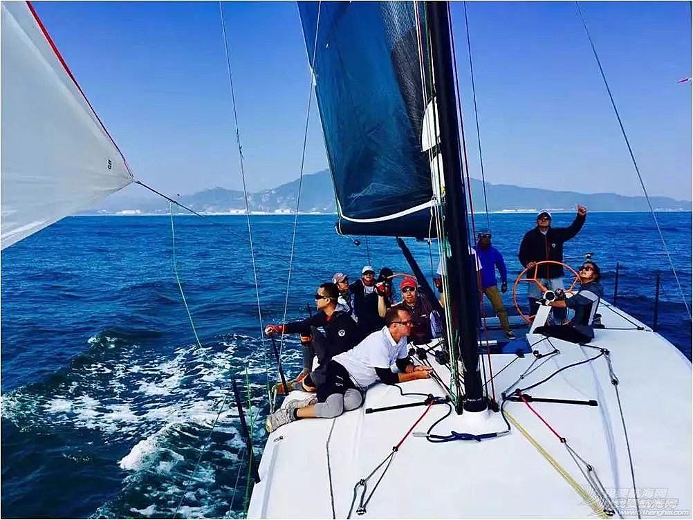 海帆赛 勇敢爱|阳帆起航-北京阳帆船队