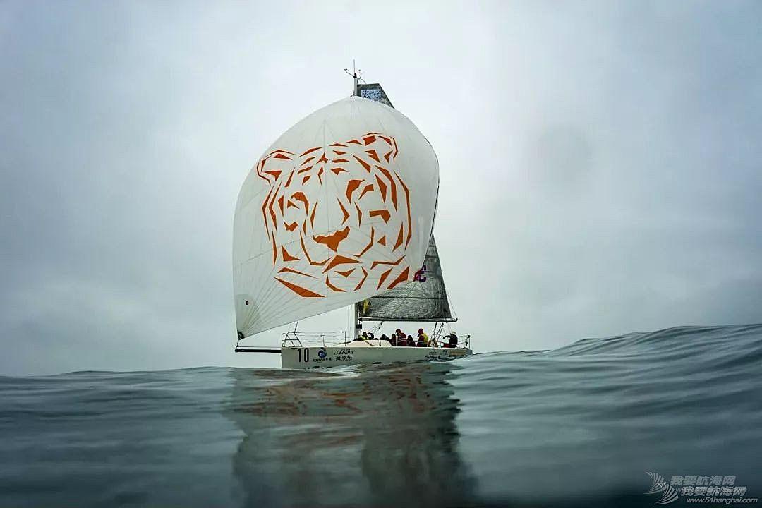 海帆赛 勇敢爱|赛的激烈,玩的开心的游牧虎帆船队