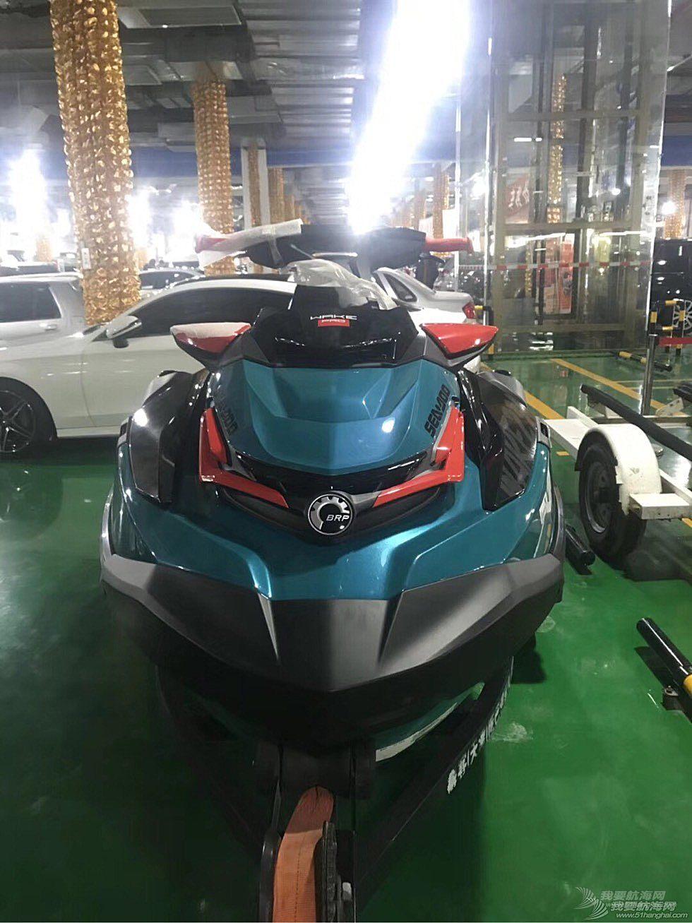 庞巴迪2018款摩托艇