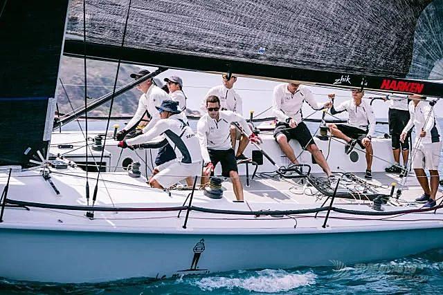 确认过眼神,这就是你要的海帆赛观赛指南!