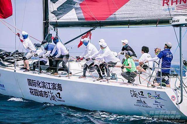 碧桂园杯2018海帆赛亮点逐个看