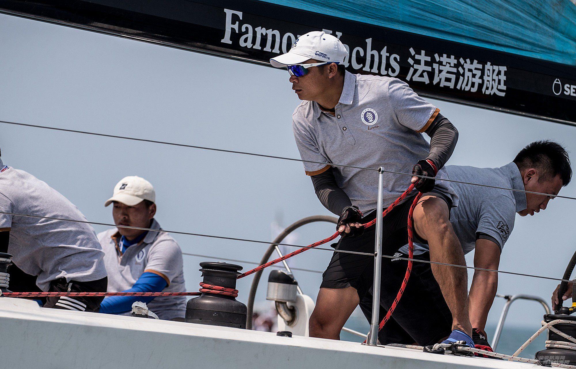 碧桂园杯2018第九届环海南岛国际大帆船赛三亚场地赛赛事图片2