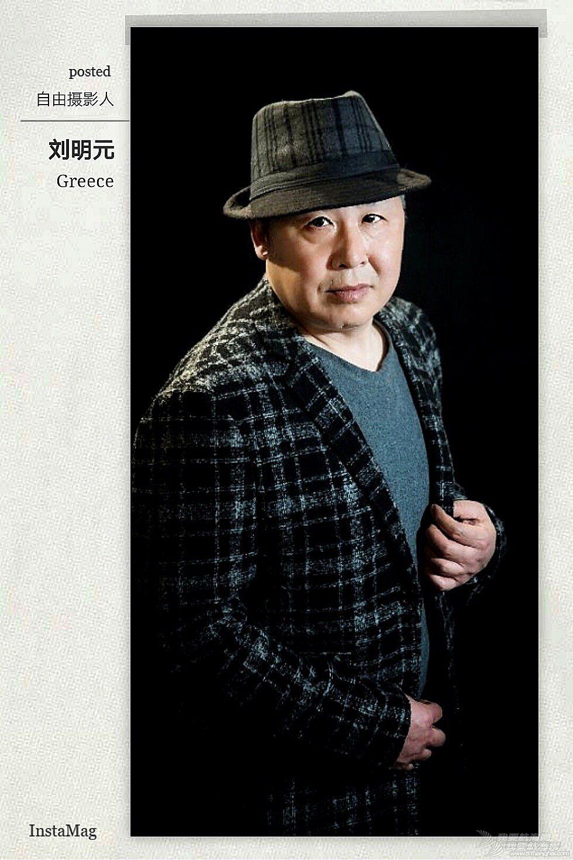 2017-18 克利伯环球帆船赛青岛站 刘明元作品欣赏