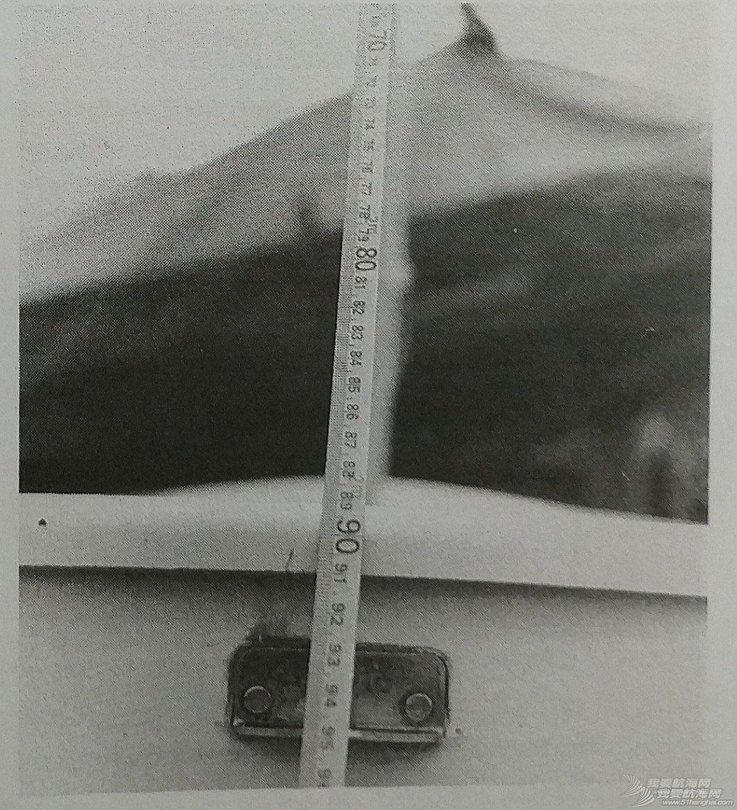 桅杆倾斜,荷兰,英国,阿根廷 《乐观级帆船竞赛手册》---第三部分---7 装备与调整