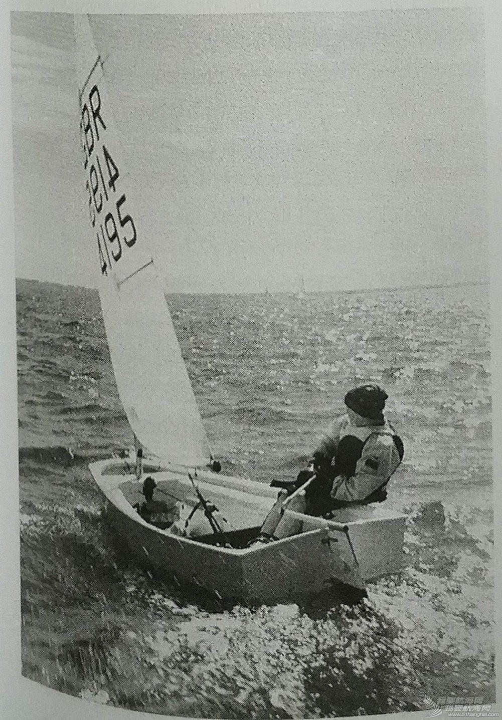 弯折点,转向 《乐观级帆船竞赛手册》---第四部分---9 寻找风
