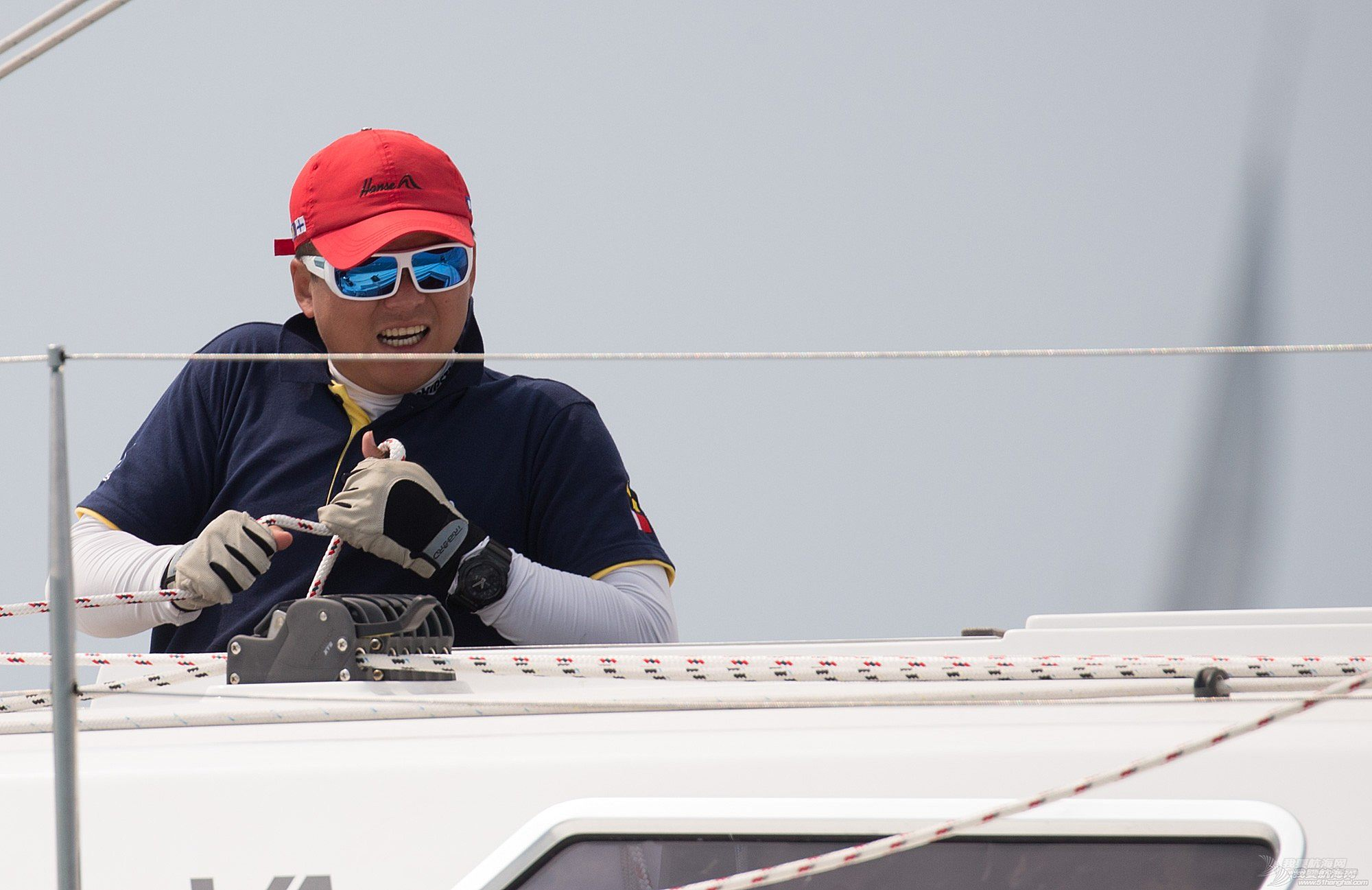 碧桂园杯2018第九届环海南岛国际大帆船赛IRC456组三亚场地赛赛事图片3